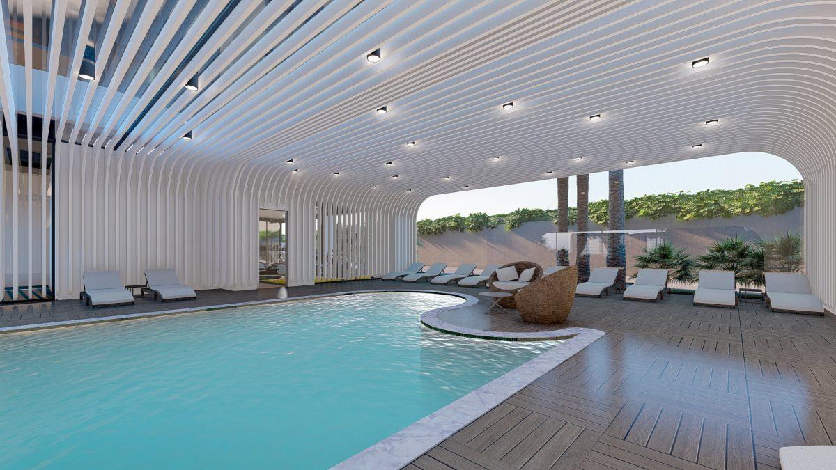 Новые апартаменты в люксовом комплексе в Кестеле - Фото 30