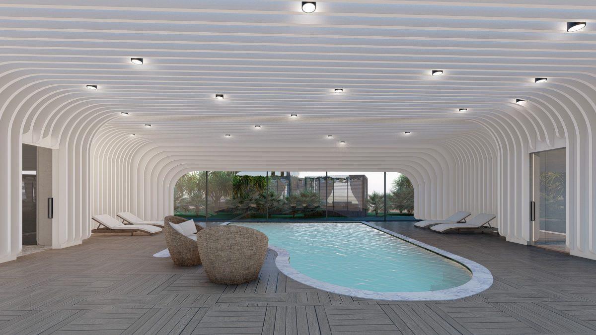 Новые апартаменты в люксовом комплексе в Кестеле - Фото 31