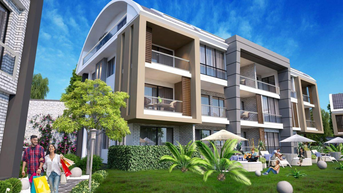 Апартаменты премиального класса  с панорамным видом в центре Алании - Фото 4