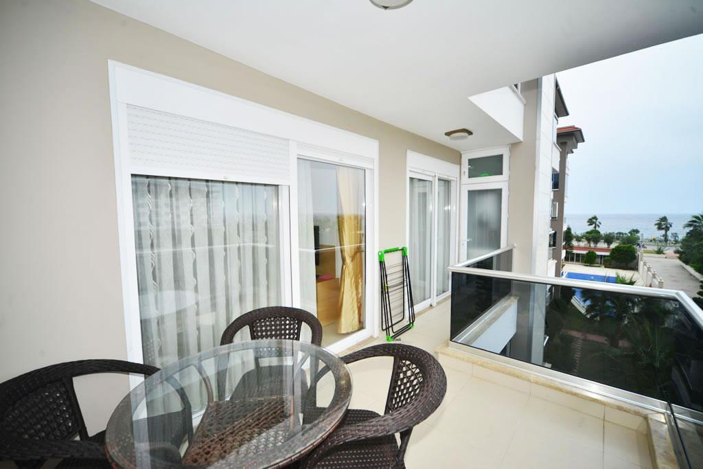 Апартаменты 1+1 с видом на море в Кестеле - Фото 27