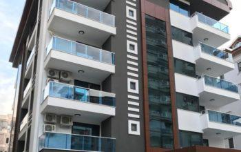 Стильная квартира 2+1 рядом с морем в Махмутларе