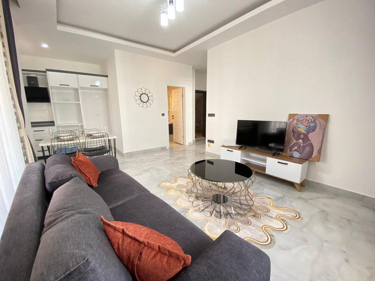 Квартира с новой мебелью в Махмутларе - Фото 6