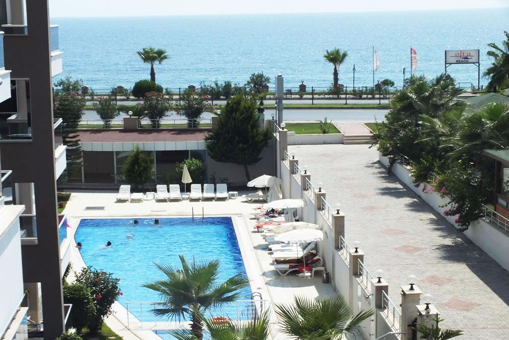 Апартаменты 1+1 с видом на море в Кестеле - Фото 29