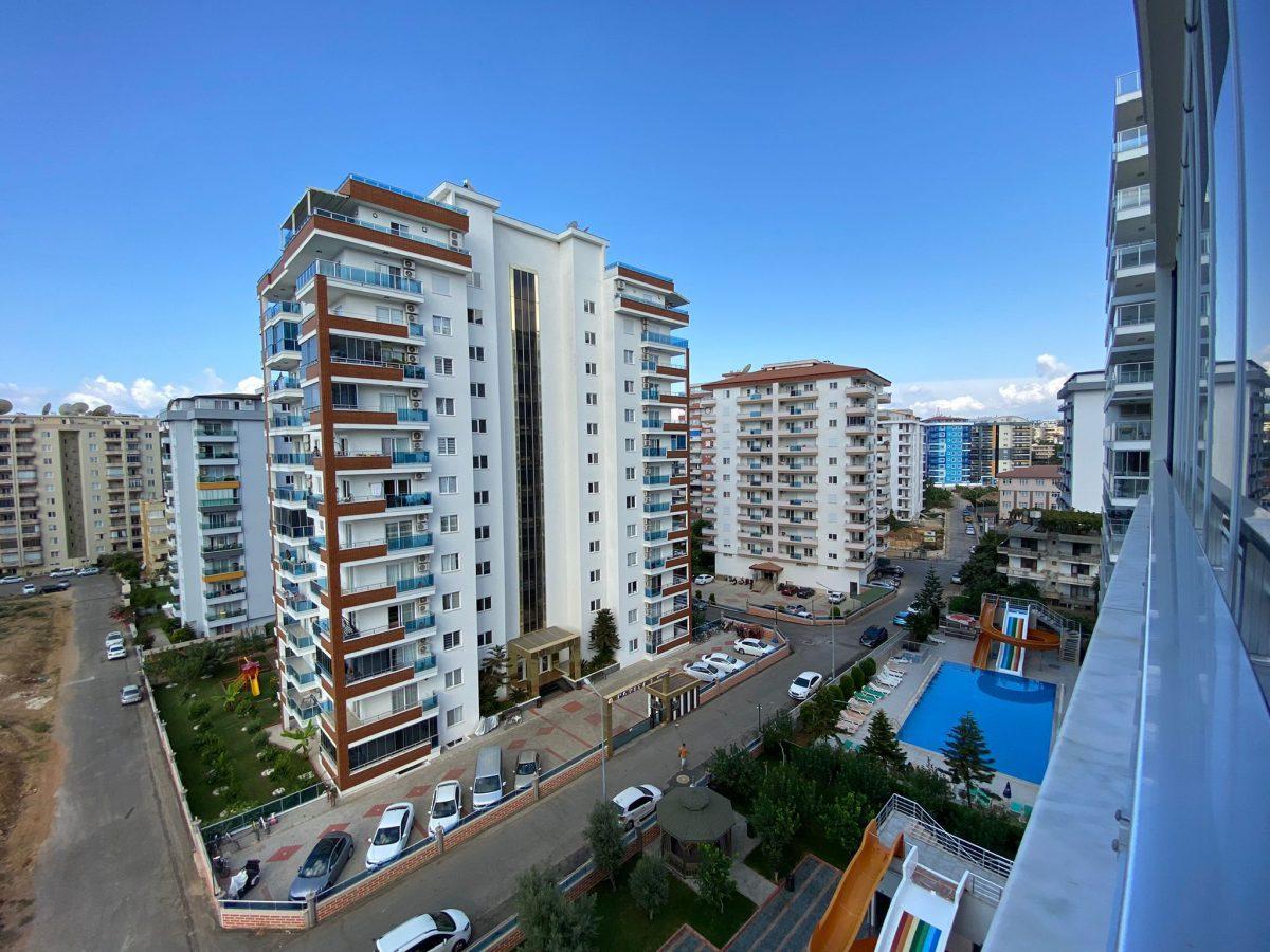 Просторная квартира 1+1 в хорошем комплексе в Махмутларе - Фото 24