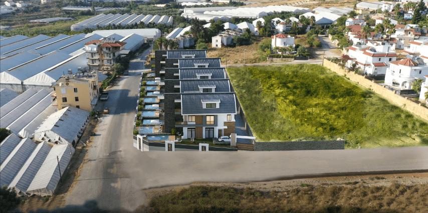 Новый комплекс вилл в Авсалларе - Фото 7