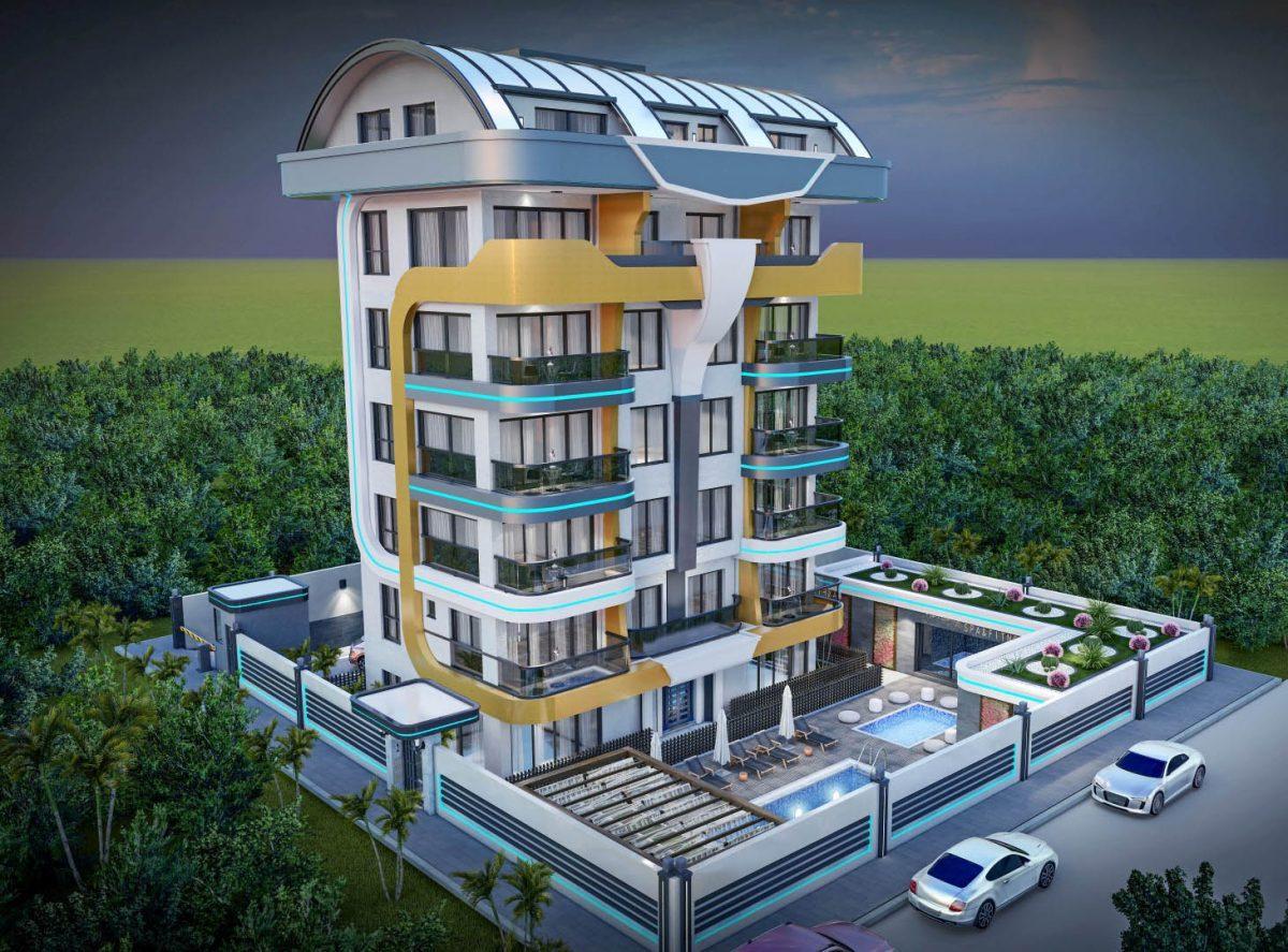 Апартаменты в новом ЖК в центре Кестеля - Фото 1