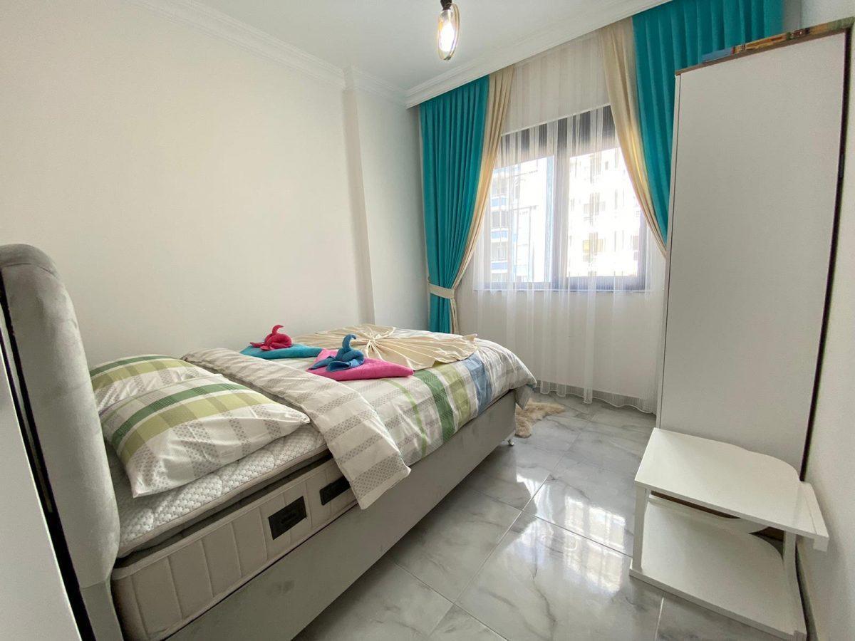 Квартира с новой мебелью в Махмутларе - Фото 12