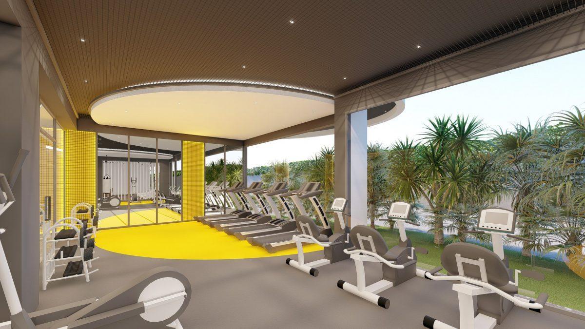 Новые апартаменты в люксовом комплексе в Кестеле - Фото 33
