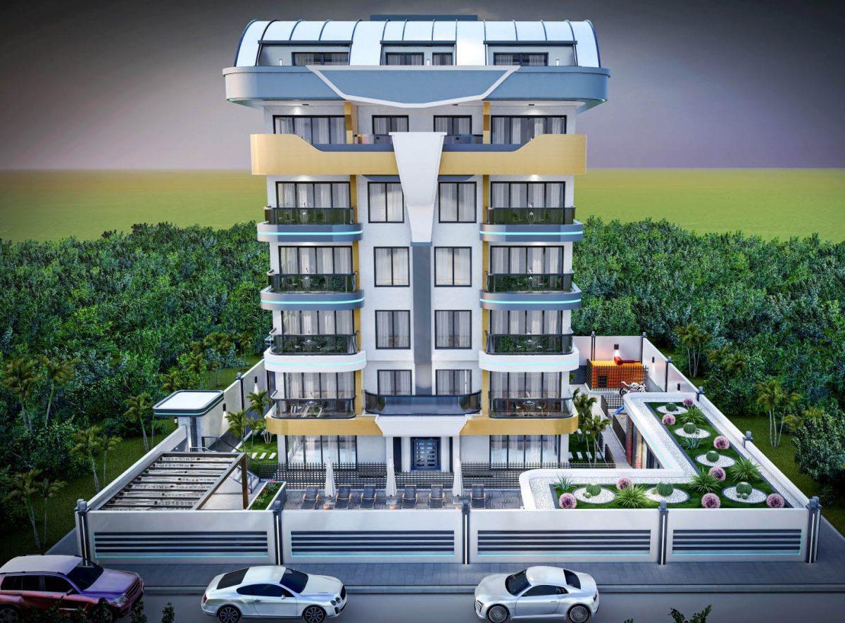 Апартаменты в новом ЖК в центре Кестеля - Фото 2