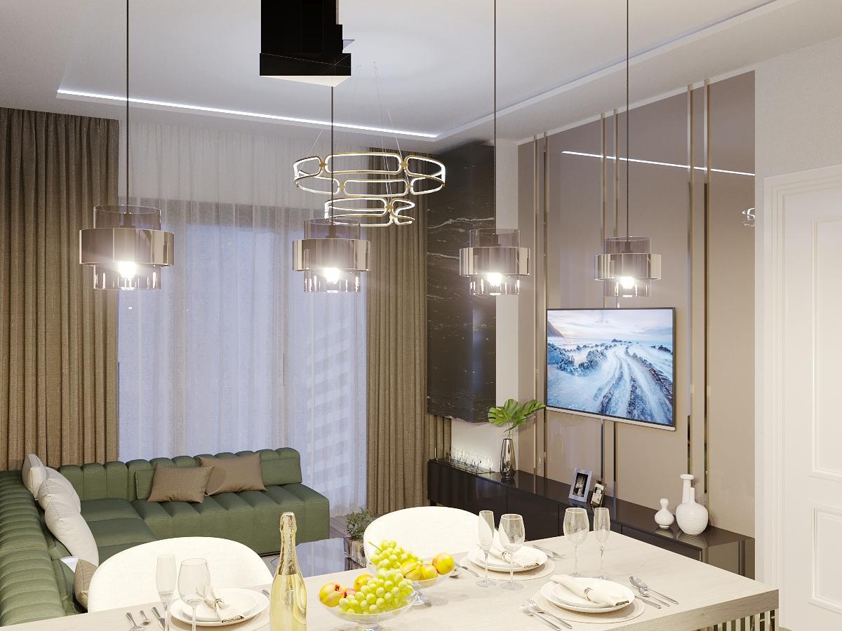 Апартаменты в новом ЖК в районе Оба - Фото 17