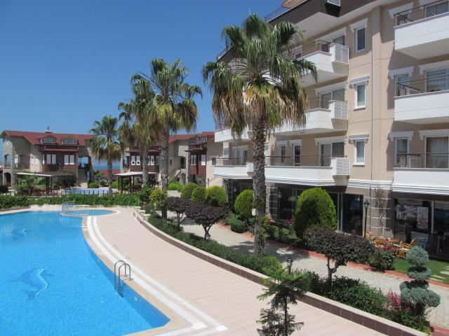 Квартира с панорамным видом в Авсалларе - Фото 11