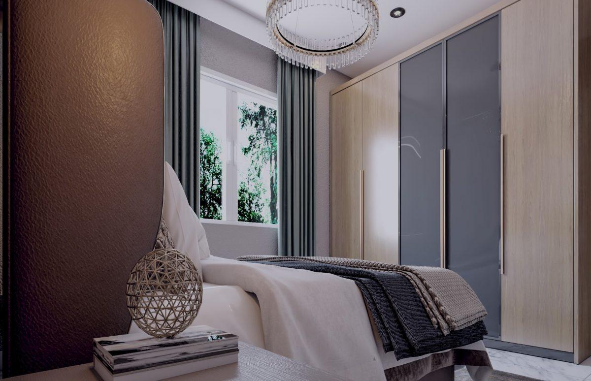 Апартаменты в новом комплексе в центре Махмутлара - Фото 15