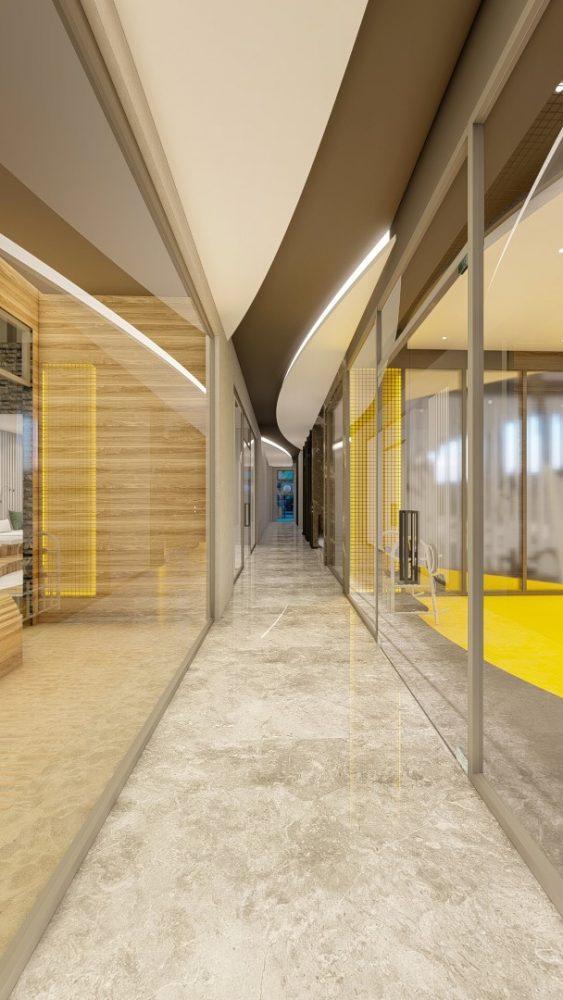Новые апартаменты в люксовом комплексе в Кестеле - Фото 35
