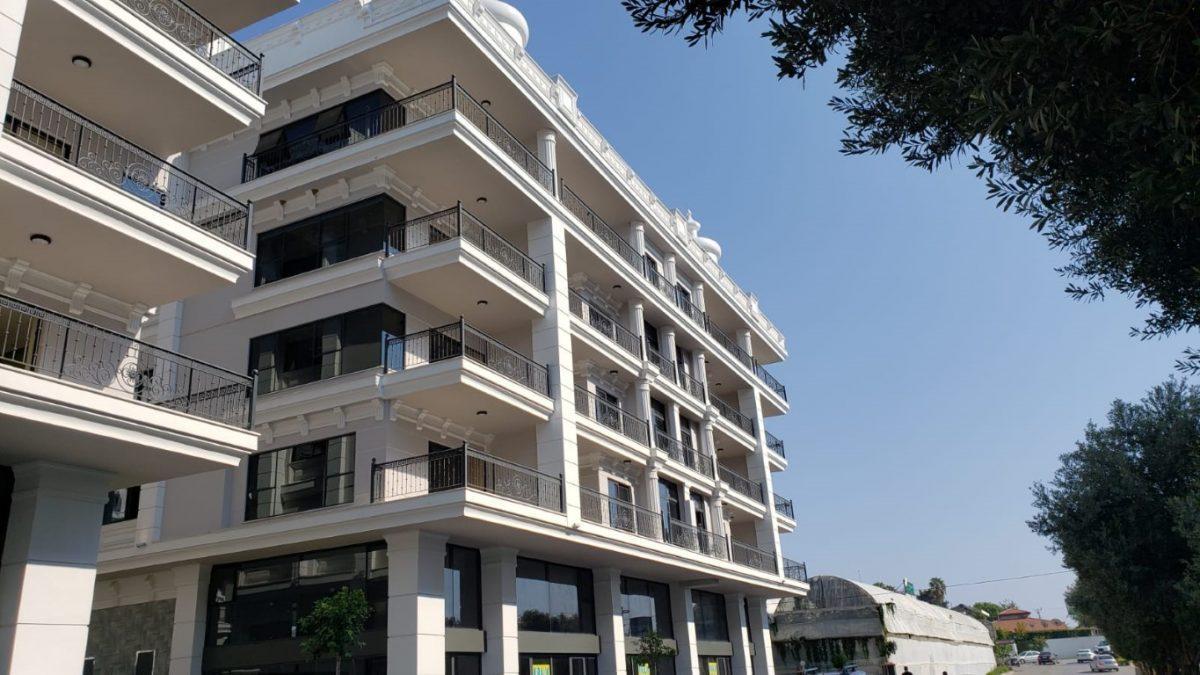 Роскошная квартира на первой линии в Каргыджаке - Фото 1