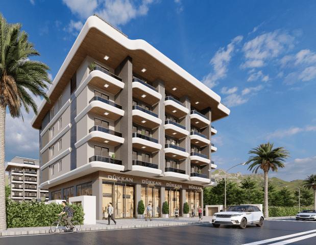 Жилой комплекс для инвестиций рядом с морем в Каргыджак - Фото 6