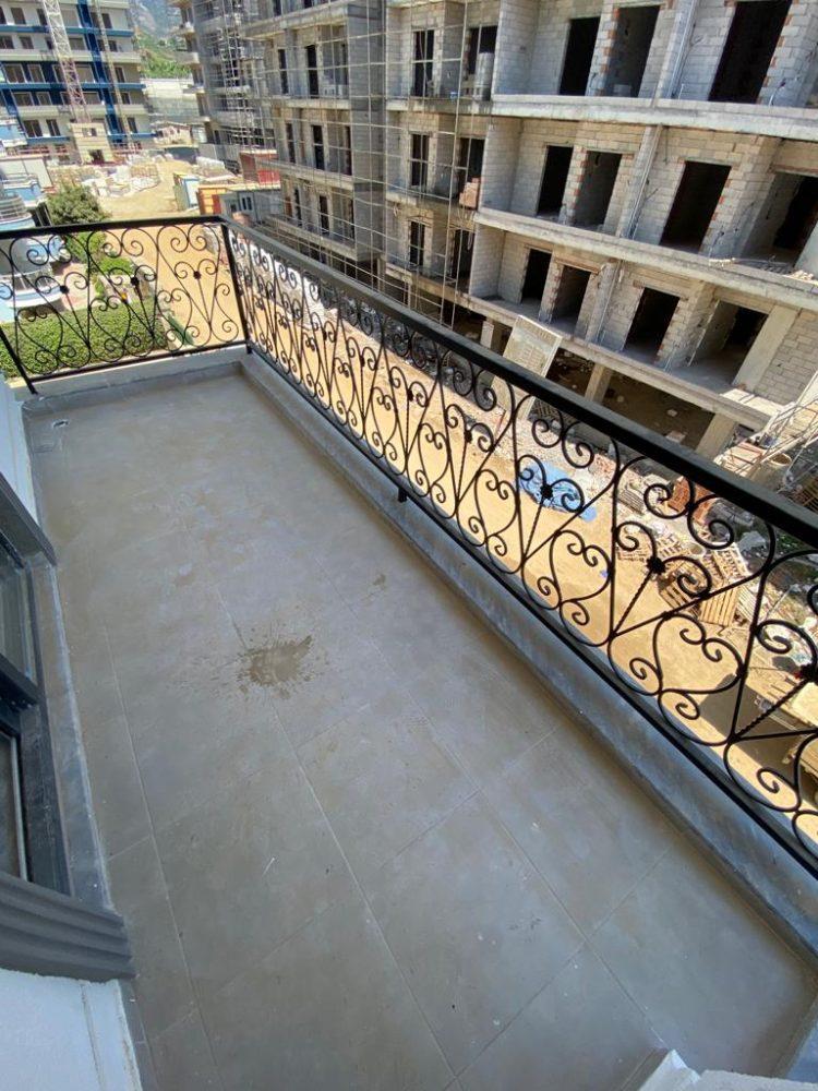 Квартира с новой мебелью в Махмутларе - Фото 17