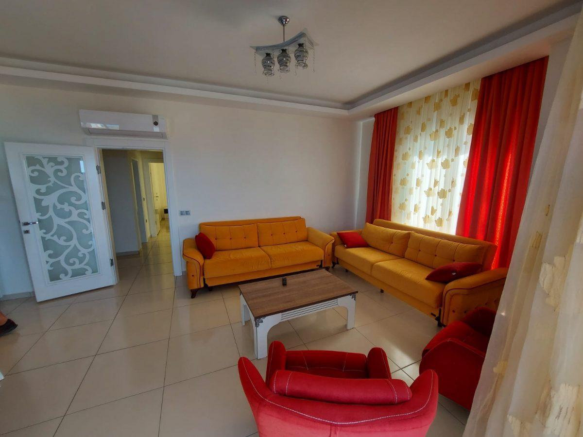 Меблированная квартира 2+1 на центральной улице в Махмутларе - Фото 12