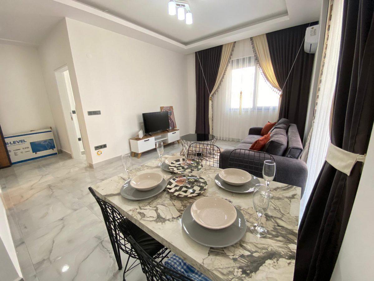 Квартира с новой мебелью в Махмутларе - Фото 2