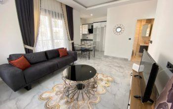 Квартира с новой мебелью в Махмутларе
