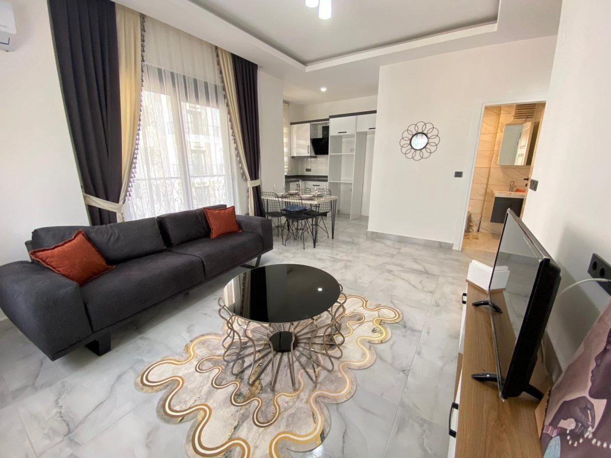 Квартира с новой мебелью в Махмутларе - Фото 1