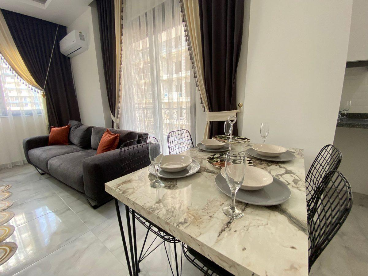 Квартира с новой мебелью в Махмутларе - Фото 3