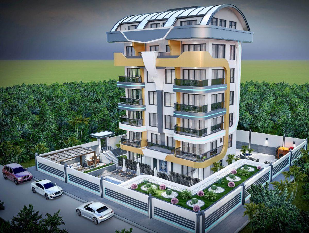 Апартаменты в новом ЖК в центре Кестеля - Фото 3