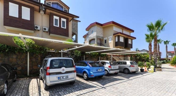 Квартира с панорамным видом в Авсалларе - Фото 13