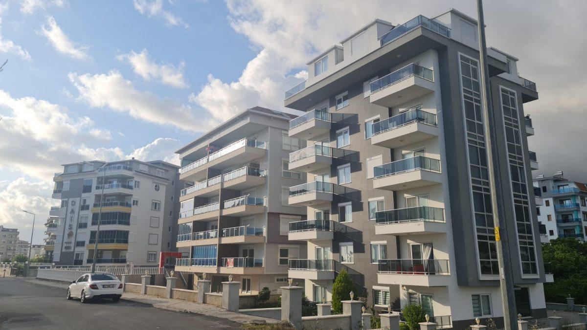 Новые апартаменты 1+1 в Кестель - Фото 1