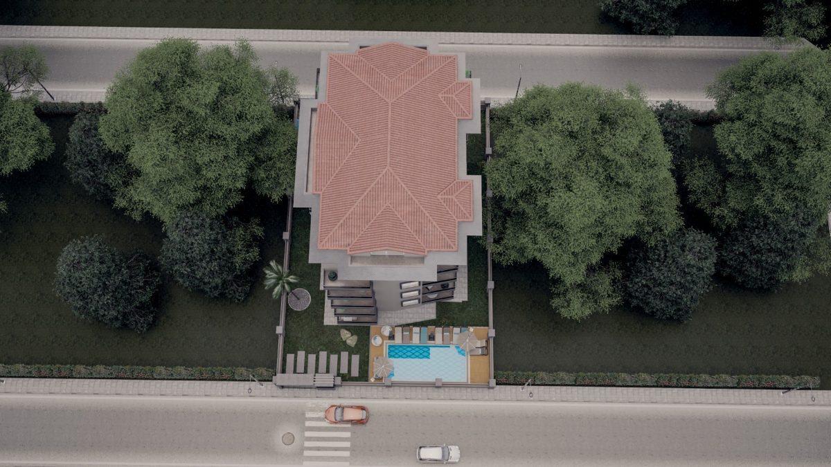 Апартаменты в новом комплексе в центре Махмутлара - Фото 7