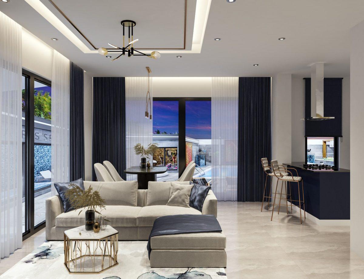 Апартаменты в новом ЖК в центре Кестеля - Фото 49