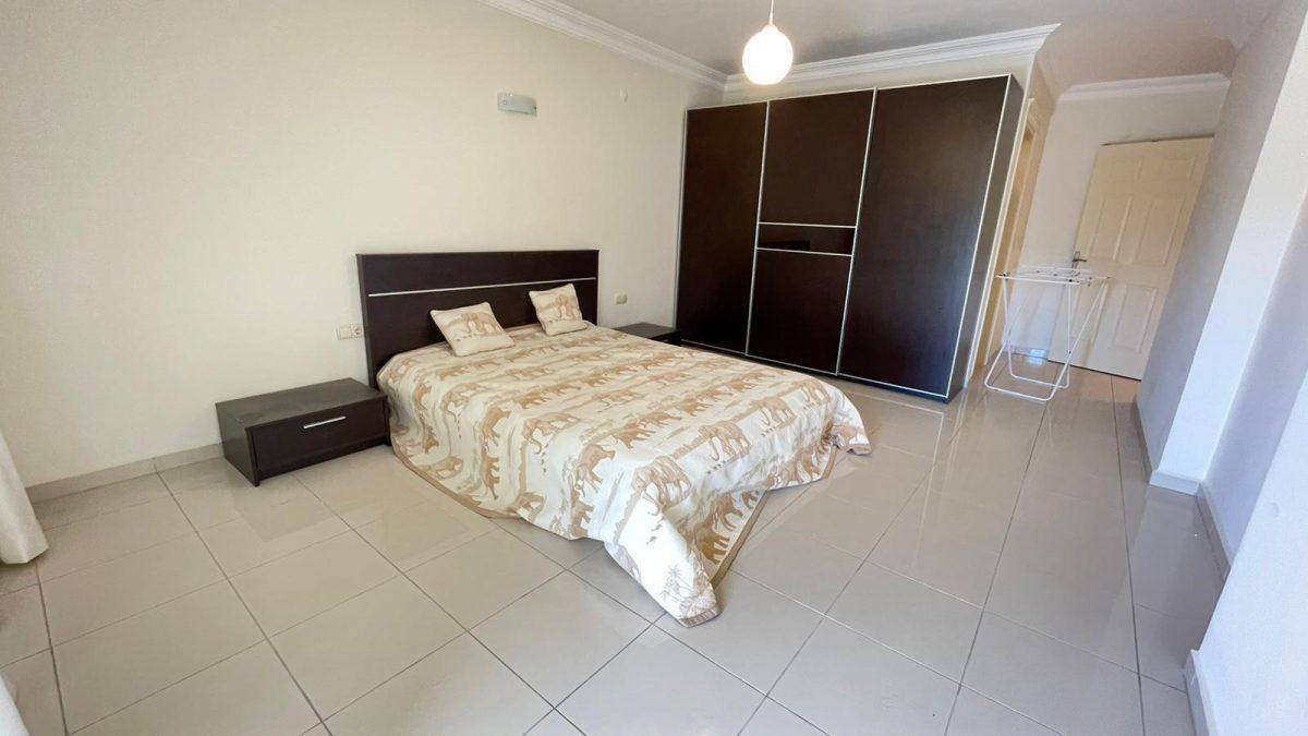 Просторная квартира с мебелью в Махмутларе - Фото 27