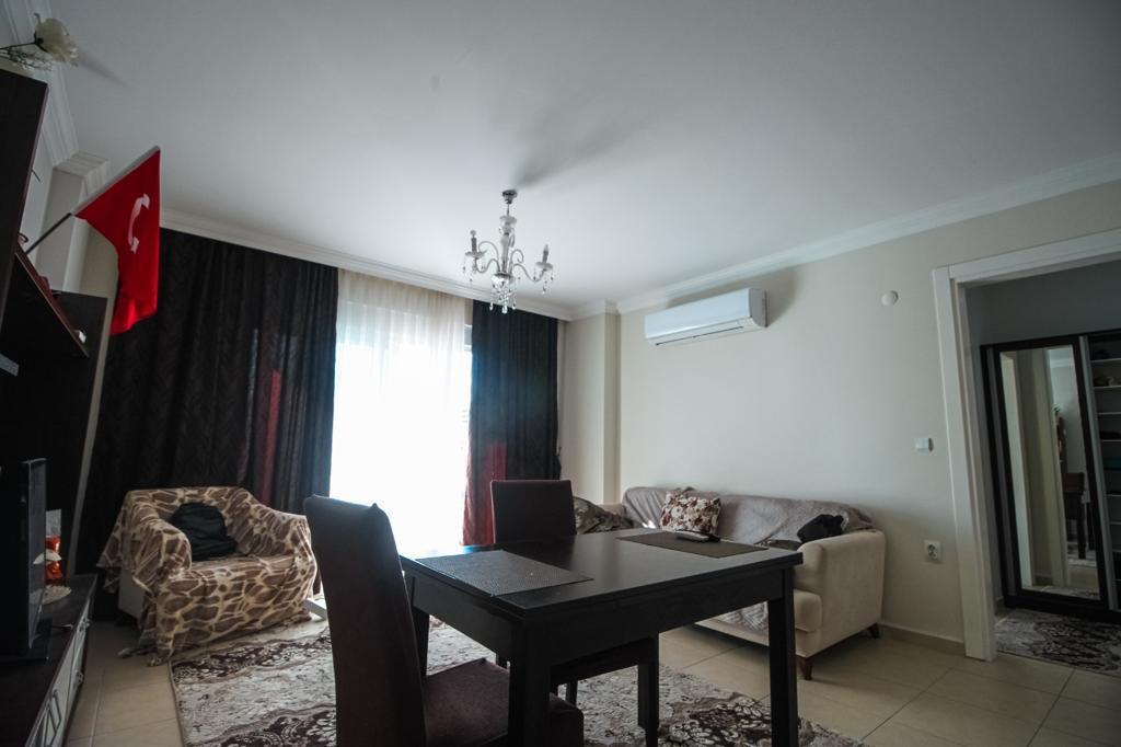 Меблированная двухкомнатная квартира в центре Махмутлара - Фото 14