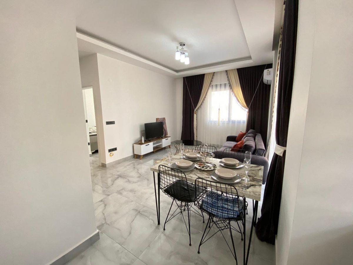 Квартира с новой мебелью в Махмутларе - Фото 11