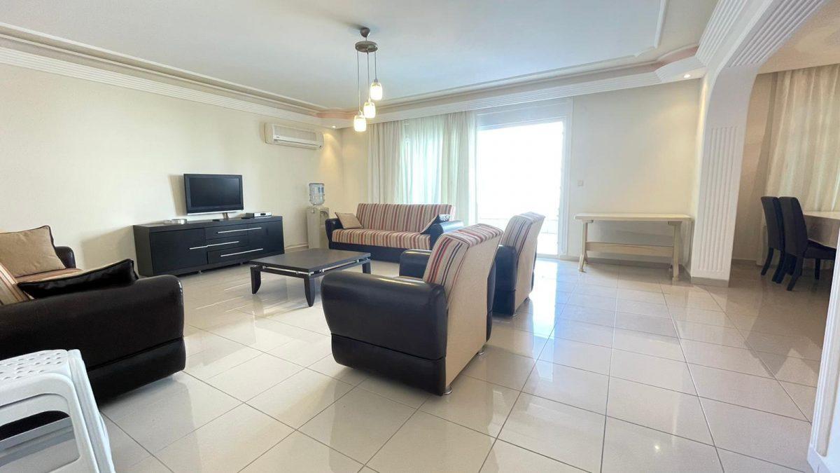 Просторная квартира с мебелью в Махмутларе - Фото 28