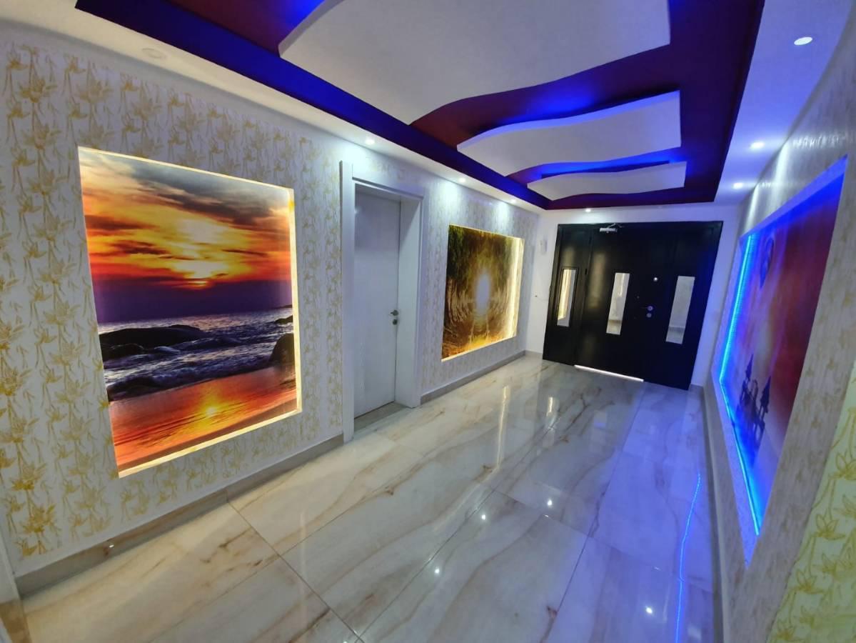 Просторная квартира с мебелью и техникой в Махмутларе - Фото 4