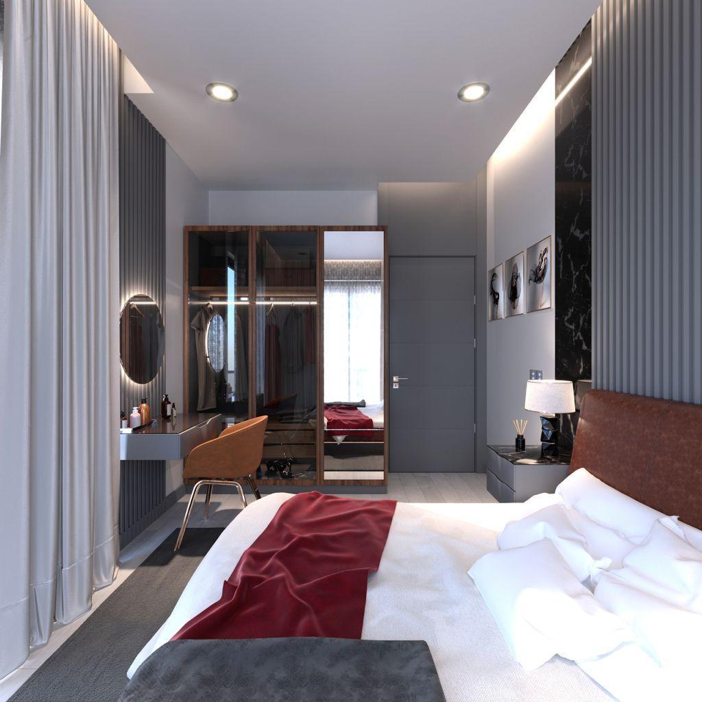 Квартиры с панорамным видом в Авсалларе - Фото 14