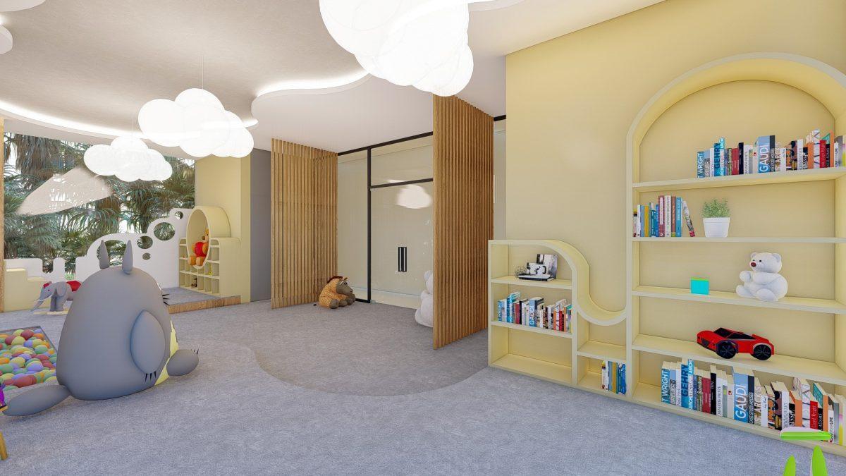 Новые апартаменты в люксовом комплексе в Кестеле - Фото 44