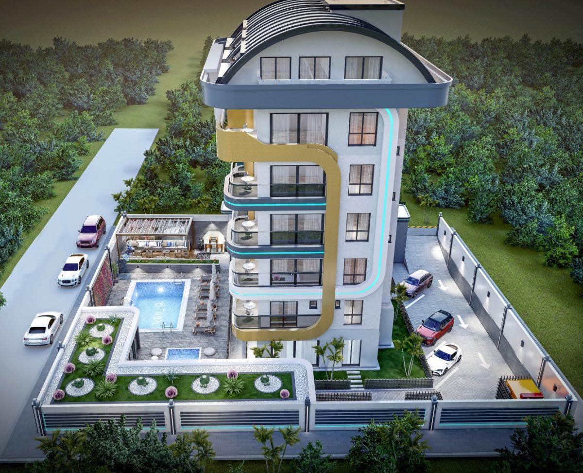 Апартаменты в новом ЖК в центре Кестеля - Фото 4