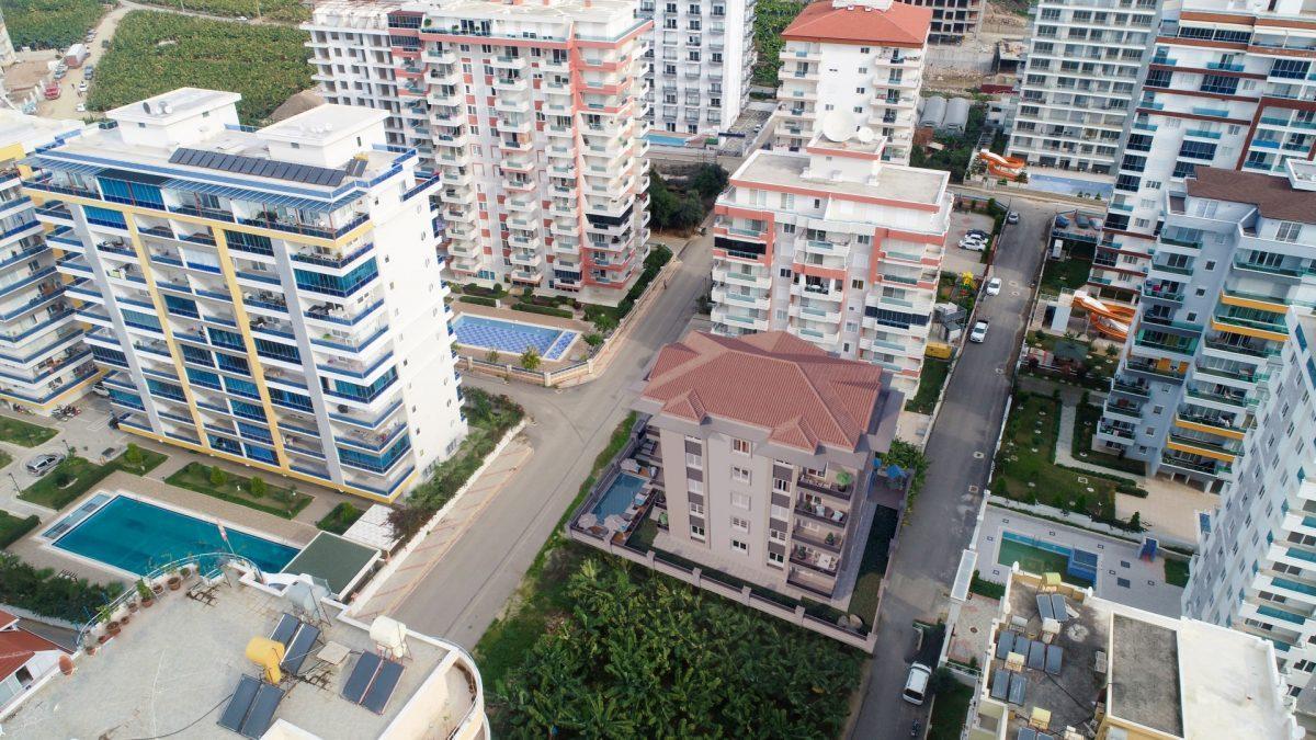Апартаменты в новом комплексе в центре Махмутлара - Фото 8