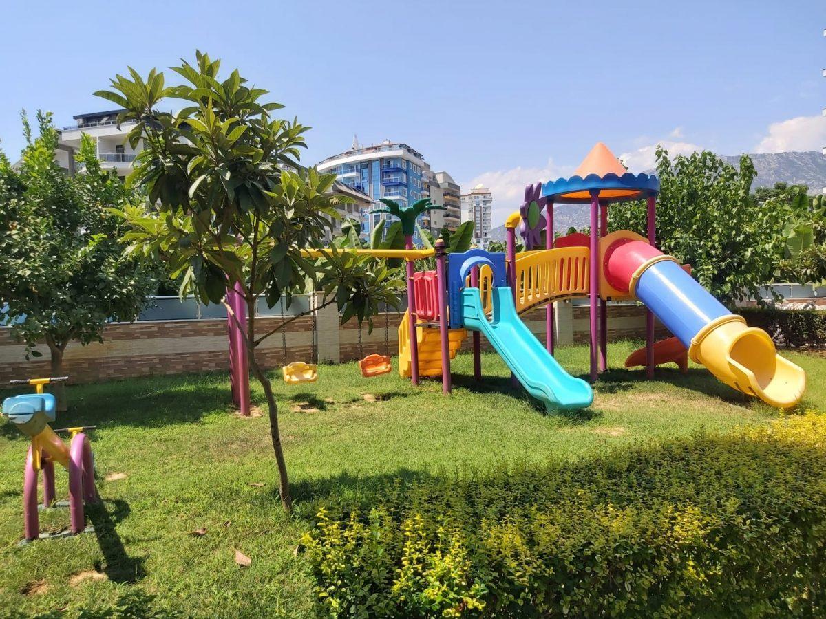 Просторная меблированная квартира 1+1 в Махмутларе - Фото 6