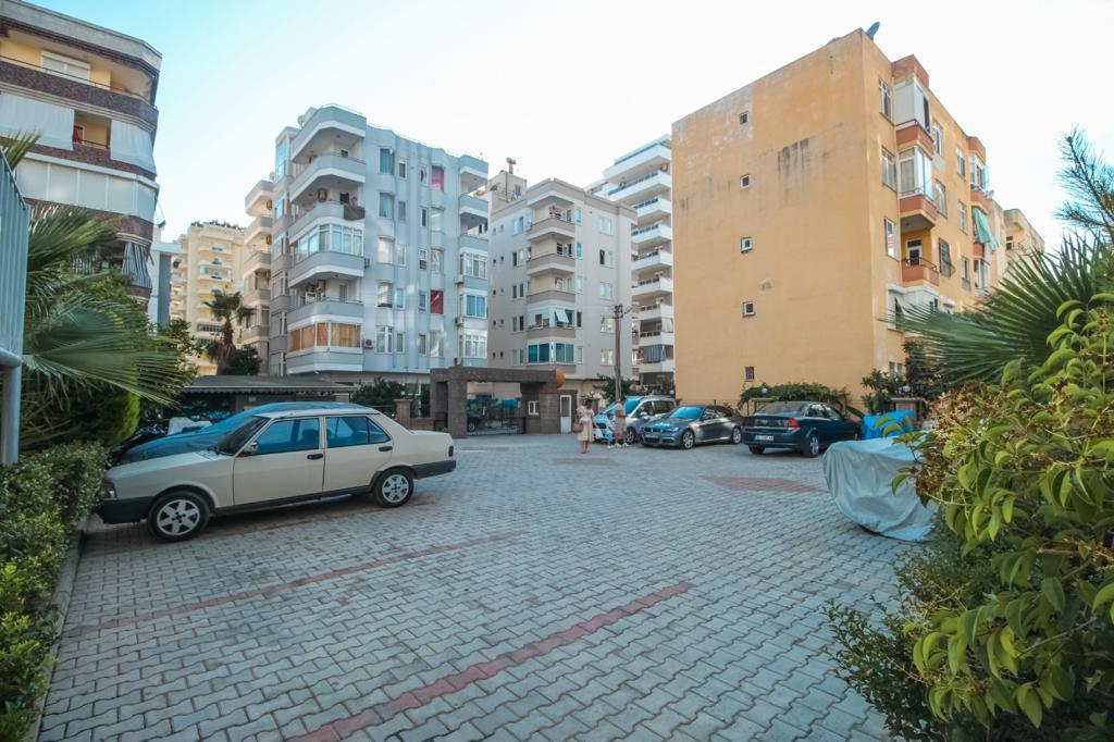 Меблированная двухкомнатная квартира в центре Махмутлара - Фото 9