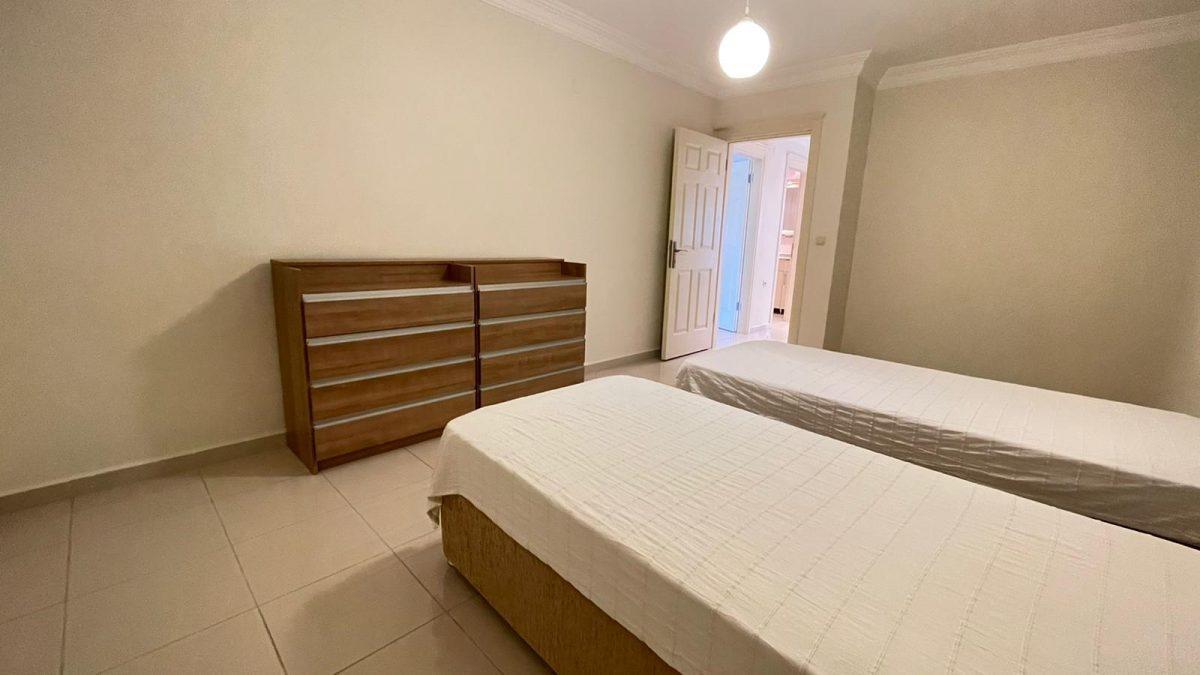 Просторная квартира с мебелью в Махмутларе - Фото 25