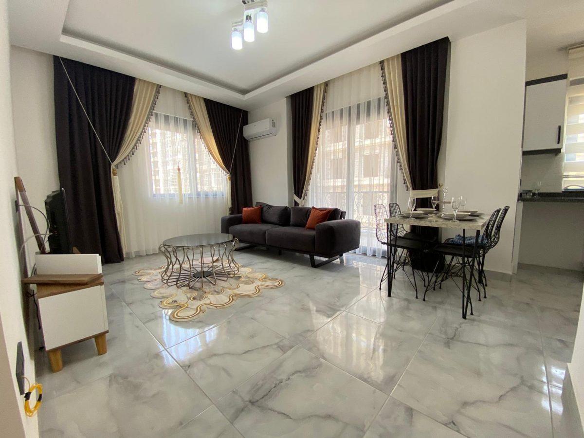 Квартира с новой мебелью в Махмутларе - Фото 4