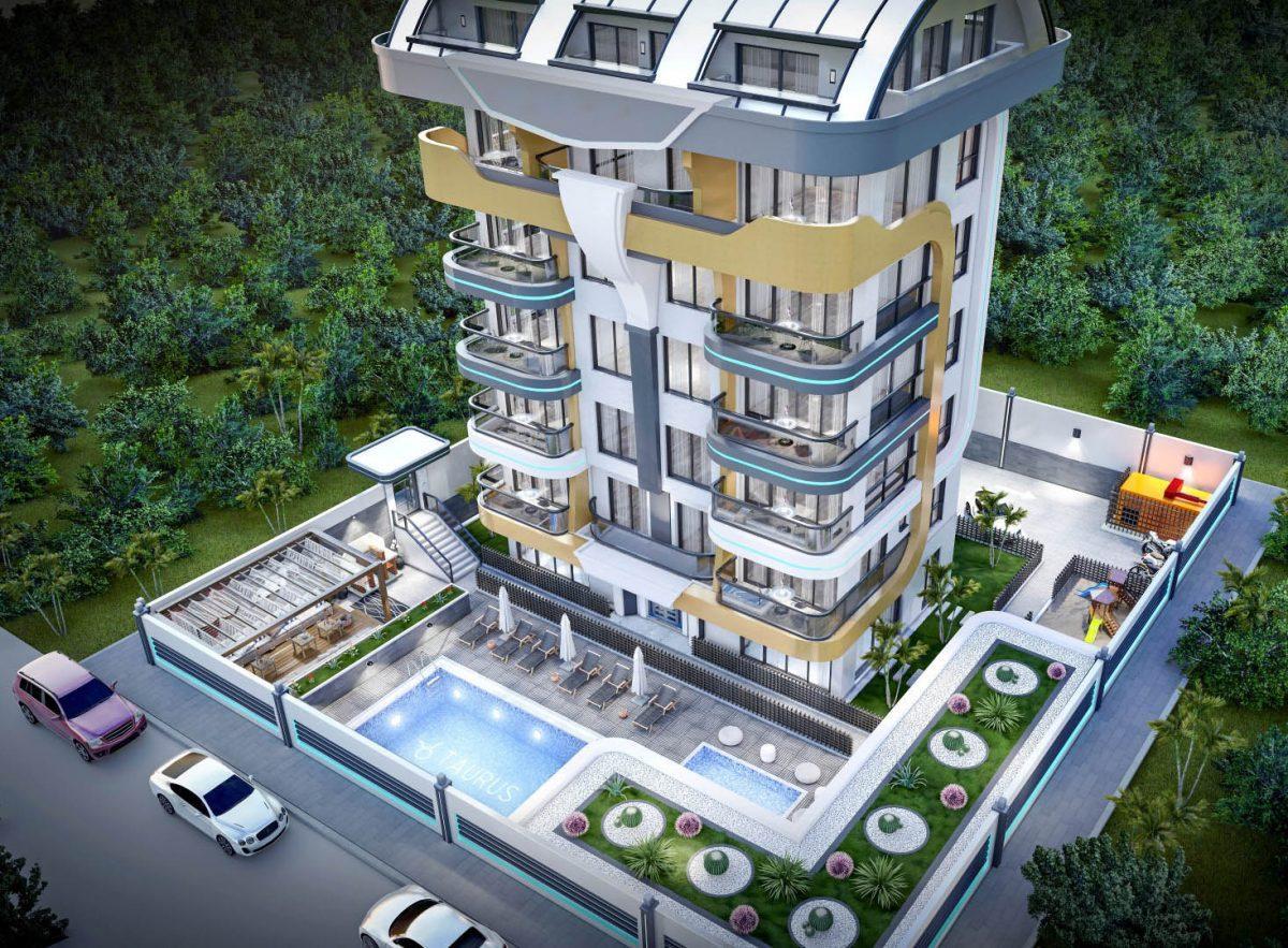 Апартаменты в новом ЖК в центре Кестеля - Фото 5
