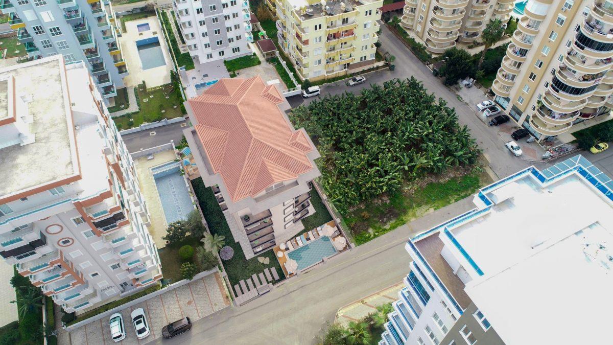 Апартаменты в новом комплексе в центре Махмутлара - Фото 9
