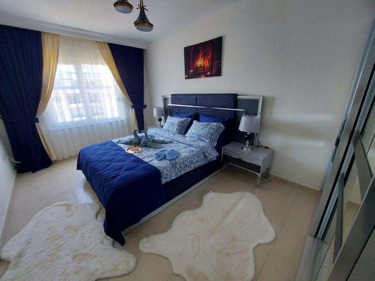 Просторная меблированная квартира 1+1 в Махмутларе - Фото 19