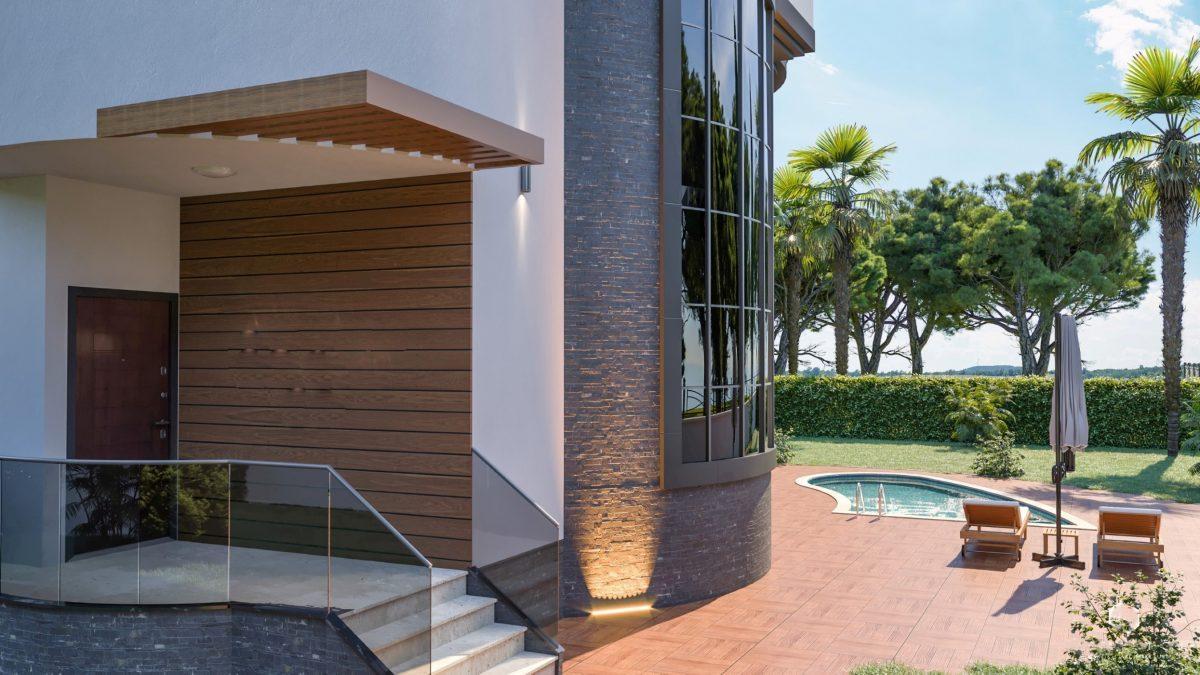 Новый комплекс вилл с отдельным бассейном - Фото 4