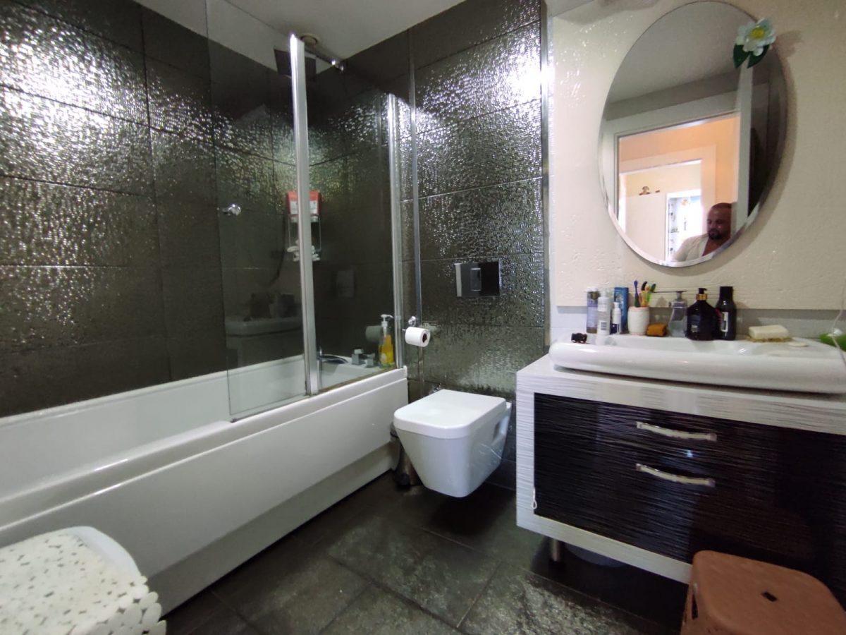 Квартира 2+1 с мебелью и техникой в комплексе с отельной концепцией в Махмутларе - Фото 45