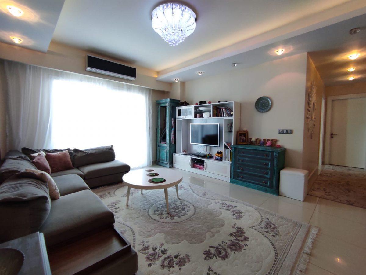 Квартира 2+1 с мебелью и техникой в комплексе с отельной концепцией в Махмутларе - Фото 31