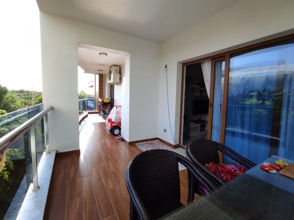 Квартира 2+1 с мебелью и техникой в комплексе с отельной концепцией в Махмутларе - Фото 40